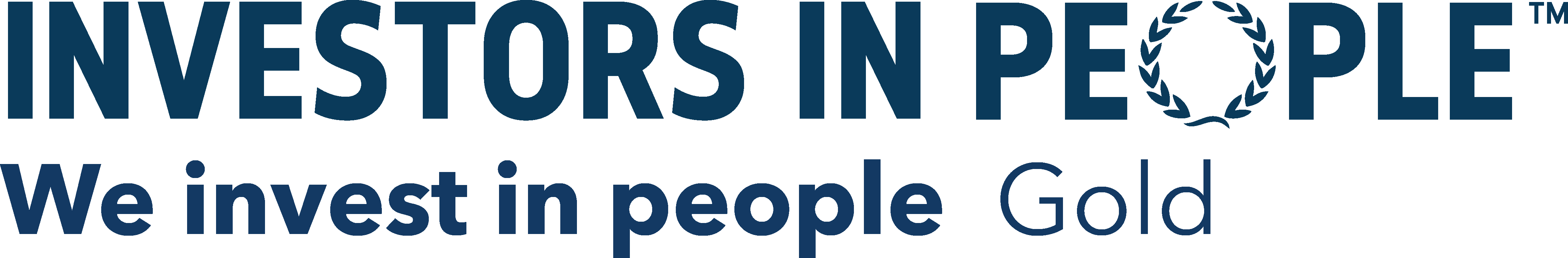 We Invest in People Logo