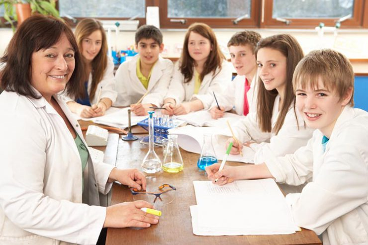 secondary teaching jobs in science