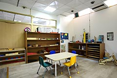 A Montessori Early Years Classroom