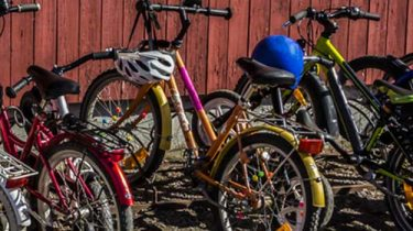 Supply Desk Donates New Bikes to Bradford School