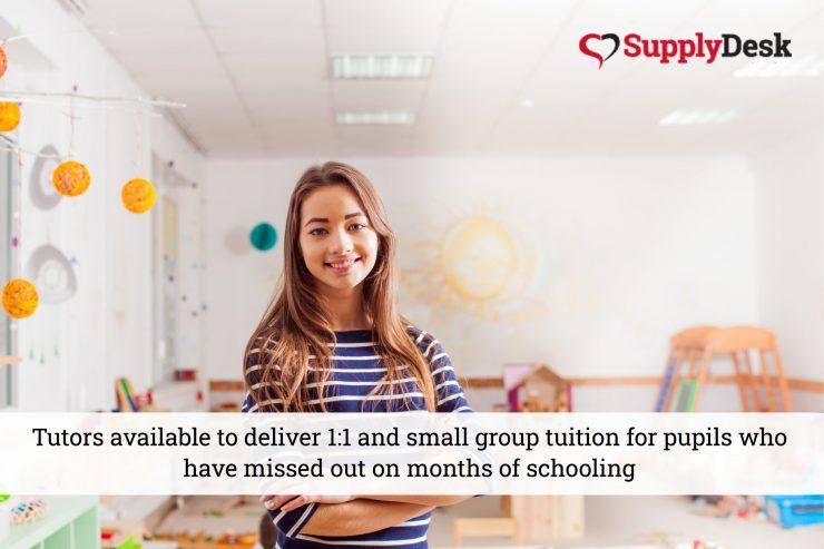 graduate providing tuition